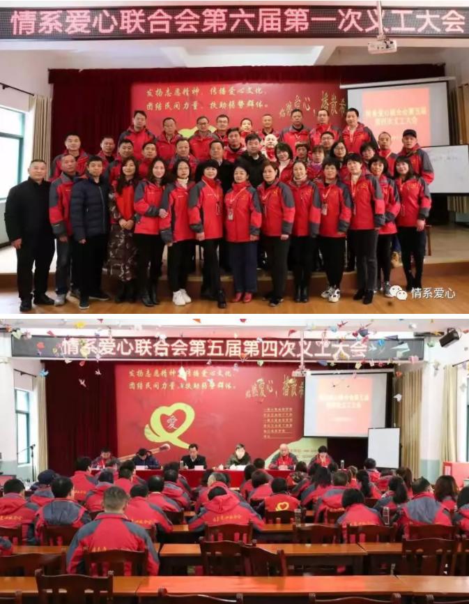 情系2019年度义工大会暨第六届监、理事会选举会议成功举行